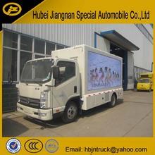 Camion de publicité à écran Howo LED