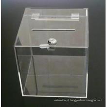 Folha de acrílico moldada / folha de PMMA com melhor transparência