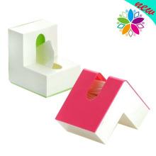 Moda Creative Design Caixa de tecido de plástico (ZJH050)