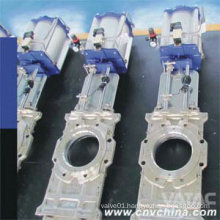 Monoblock Type Knife Gate Valve (PZ41)