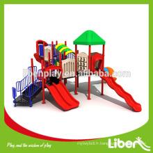 Équipement d'aire de jeux d'enfants pour CLOMBIA projet préscolaire