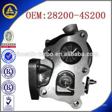 Heißer Verkauf GT17 28200-4S200 49177-228014 Turbo für Hyundai
