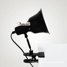 Black  Clamp Interior Spotlight  Lamp
