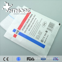 Medical bleached haemostatic gauze swab with favorable price