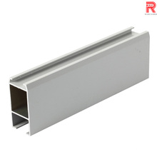 Perfis de extrusão de alumínio / alumínio para Headrail