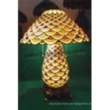 Decoración para el hogar Tiffany lámpara de mesa de lámpara T16300b