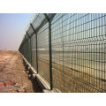 2016 hot sale high security top razor wire airport fence for sale