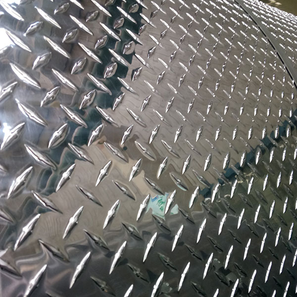 1050 Diamond Aluminum Plate Price