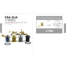 ANTS Ti Titanium Crank Arm Bolts /BB Bolts for Truvativ/SRAM GXP,FSA M15,