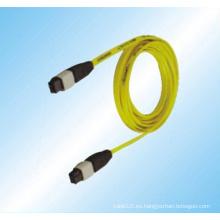 MPO-MPO Fibra Patch Cord / MPO Trunk Cable