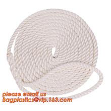 high strength polypropylene 3 strand rope