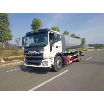 Foton 15000liters water sprinkler truck