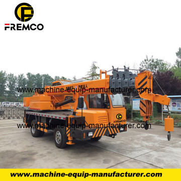 Small Truck Crane For 6 Ton