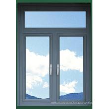 Double Glazed Side Hung Opening Aluminum Alloy Window Casement Window