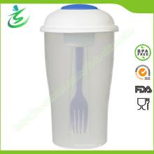 Kundenspezifischer Salatbecher mit Food Grade Material