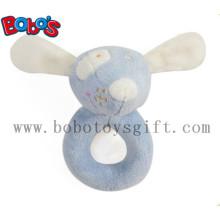 """5.5 """"Мягкая синяя мышь Младенческая животных игрушки Baby Holder игрушки"""