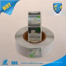 Étiquette souple à haute sensibilité RF EAS RF Sécurité Étiquette antivol