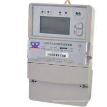 Medidor elétrico inteligente trifásico