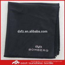 Umweltfreundliche benutzerdefinierte Logo gedruckt Polieren Reinigungstuch Mikrofinger