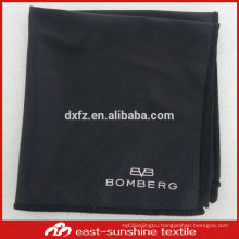 eco-friendly custom logo printed polishing cleaning cloth microifber