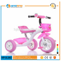 2015 New Model Baby Tricycle 2 Seats Children Tricycle Kids Bike in Hebei China Supplier