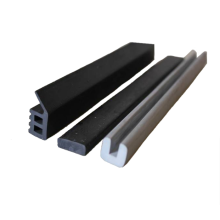 EPDM rubber extrusion seal extrusion protection profile