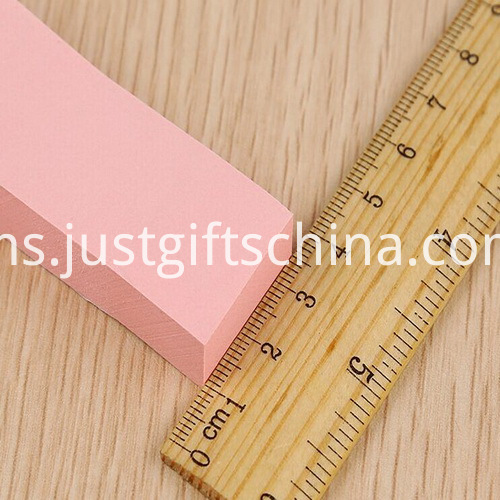 Promotional Mini Sticky Notes With 3 Color5