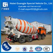 Especificaciones del camión hormigonera móvil 15 camión mezclador Cbm