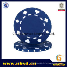 14G 2-Tone Clay Suited Chip (SY-E01)