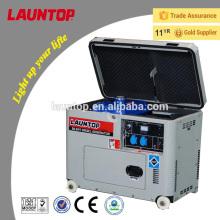 4.5kw soundproof gerador diesel série