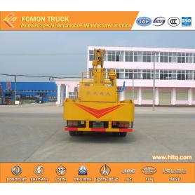 Dongfeng 4*2 18m aerial work platform lift truck