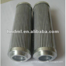 STAUFF Pump hydraulic system filter cartridge SME-015E03B, Hydraulic oil back to the oil filter element