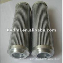 STAUFF Piling machine filter insert SME-025E20B, Main oil filter cartridge