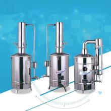 Destilador de agua de la destilación doble de la Electromical-Calentamiento automático del laboratorio con precio barato