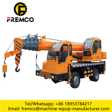 Telescopic Boom Lorry Loading Crane Trucks