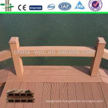 Building wpc deck