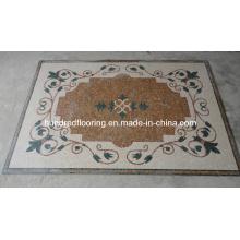 Mosaïque en mosaïque en mosaïque de marbre (ST102)