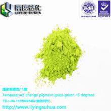 Environmentally friendly temperature change powder by SGS test Food grade temperature sensitive color powder