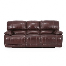 Alta calidad y el sofá de cuero función venta caliente para el uso de la sala de estar