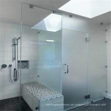 Sicherheit gehärtetes Duschlicht Türglas