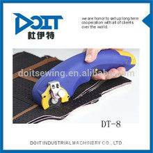 DT-8 Cordless Electric Round Knife Cutter