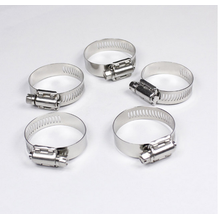 Customizable Crimp Style Hose Clamps