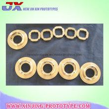 Personalizado de alta precisão CNC Usinagem de peças torno Peças torneadas