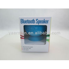 S60 bluetooth sucker speaker,china gifts factory