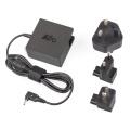 Interchangable Plug Adaptateur pour ordinateur portable Chargeur mural pour Asus 19V 2.37A