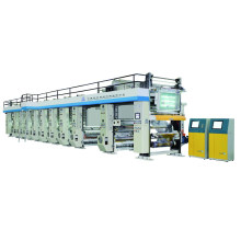 Rotogravure Printing Machine with Max Printing Speed of 150m/Min