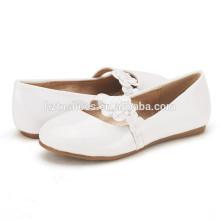 Mädchen-Art- und Weisekleid-Schuhe niedriger Preis scherzt flacher Tanzen-Schuh