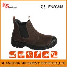 Нет Защитная обувь для шнурка коричневого цвета RS499