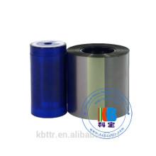 Принтер для карточек лента совместимая цена цветная лента YMCKT 500 изображений для принтера cd800 cp series