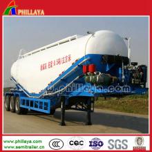 3-Achsen-Großzementanhänger mit V-Form-Tank